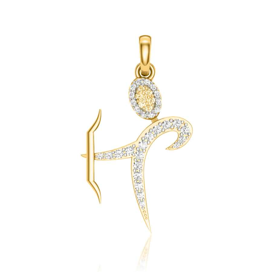 Splendid Diamond Pendant