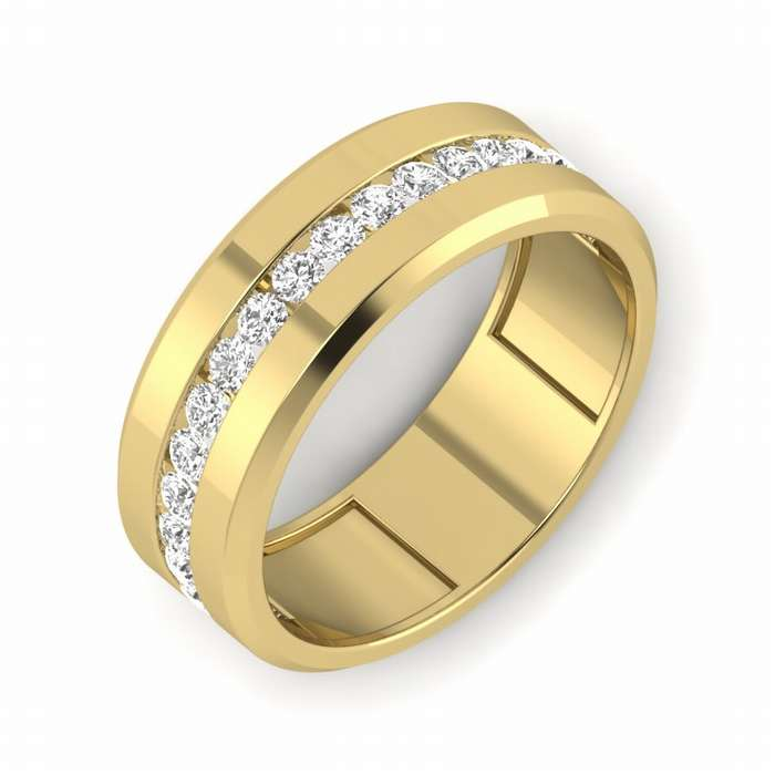 coupleband ring