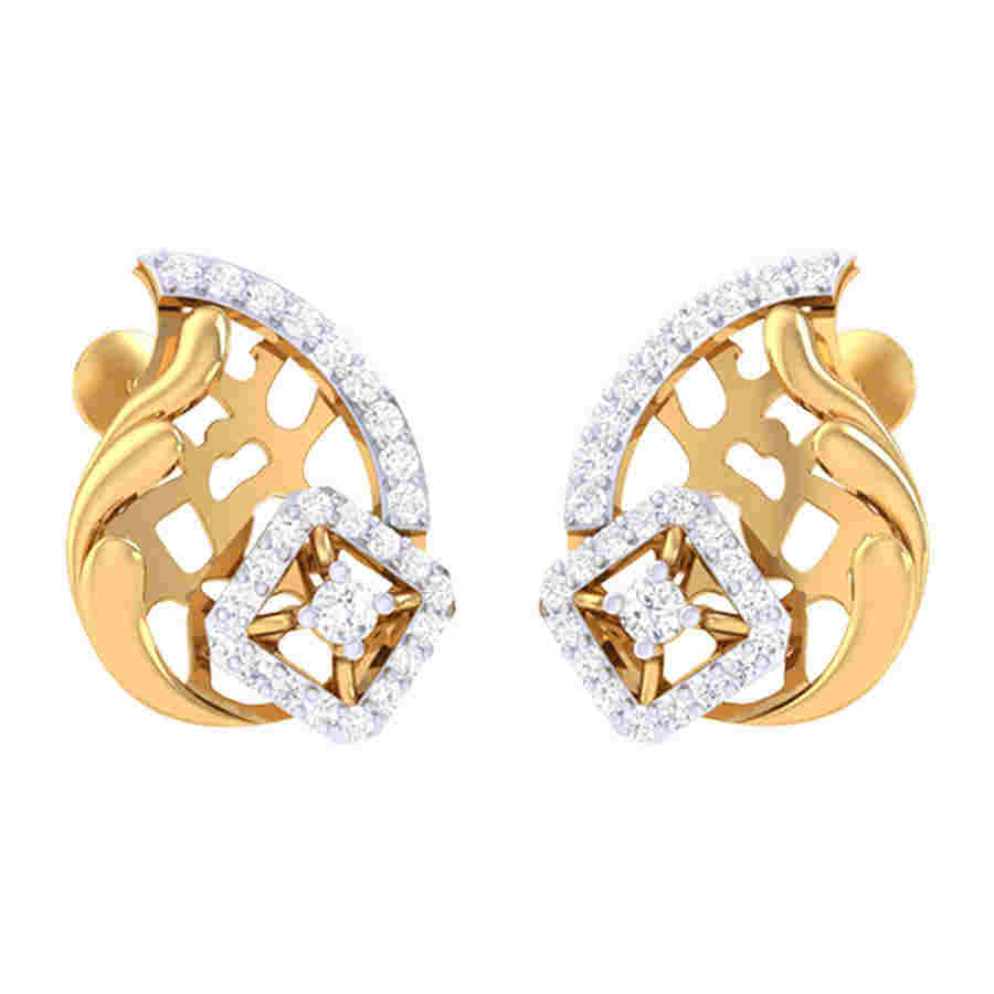 Koyari Diamond Earring