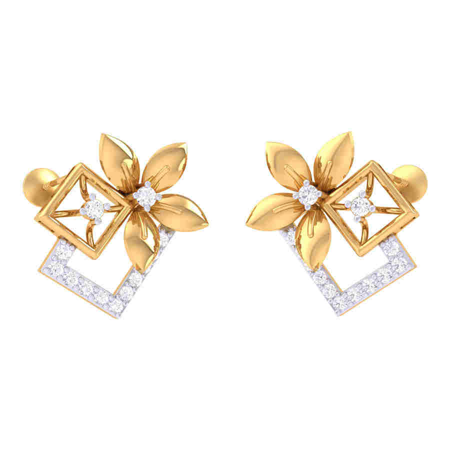 Sareena Diamond Earring