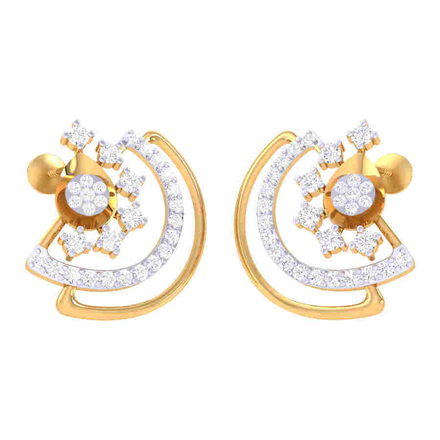 Kareena Diamond Earring
