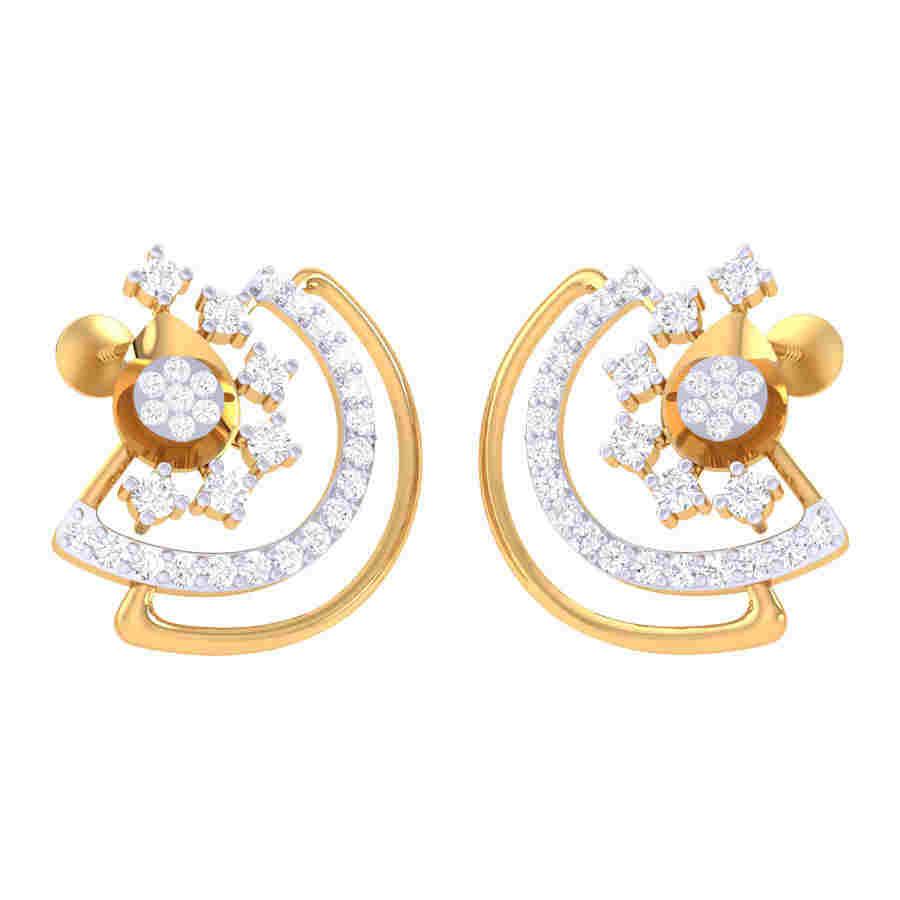 Kareena Diamond Earring