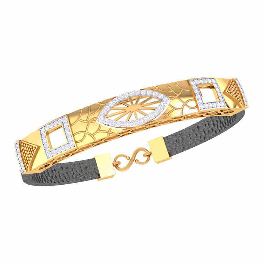 Classi Design Diamond Bracelet