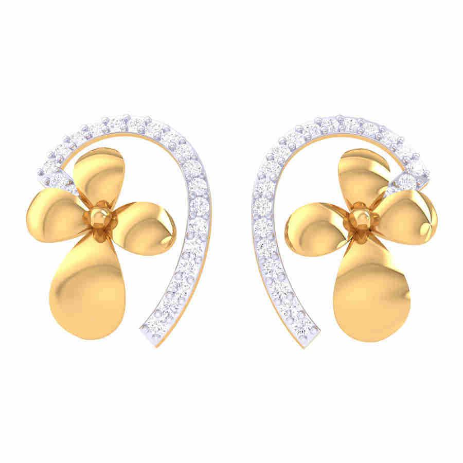 Prapti Diamond Earring