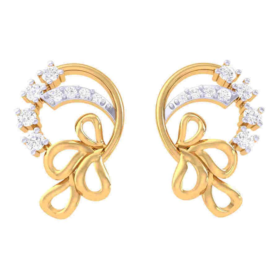 Amla Diamond Earring
