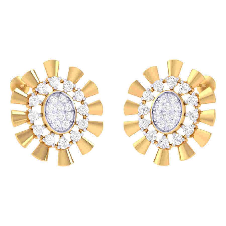 Sparkle Designing Diamond Earr