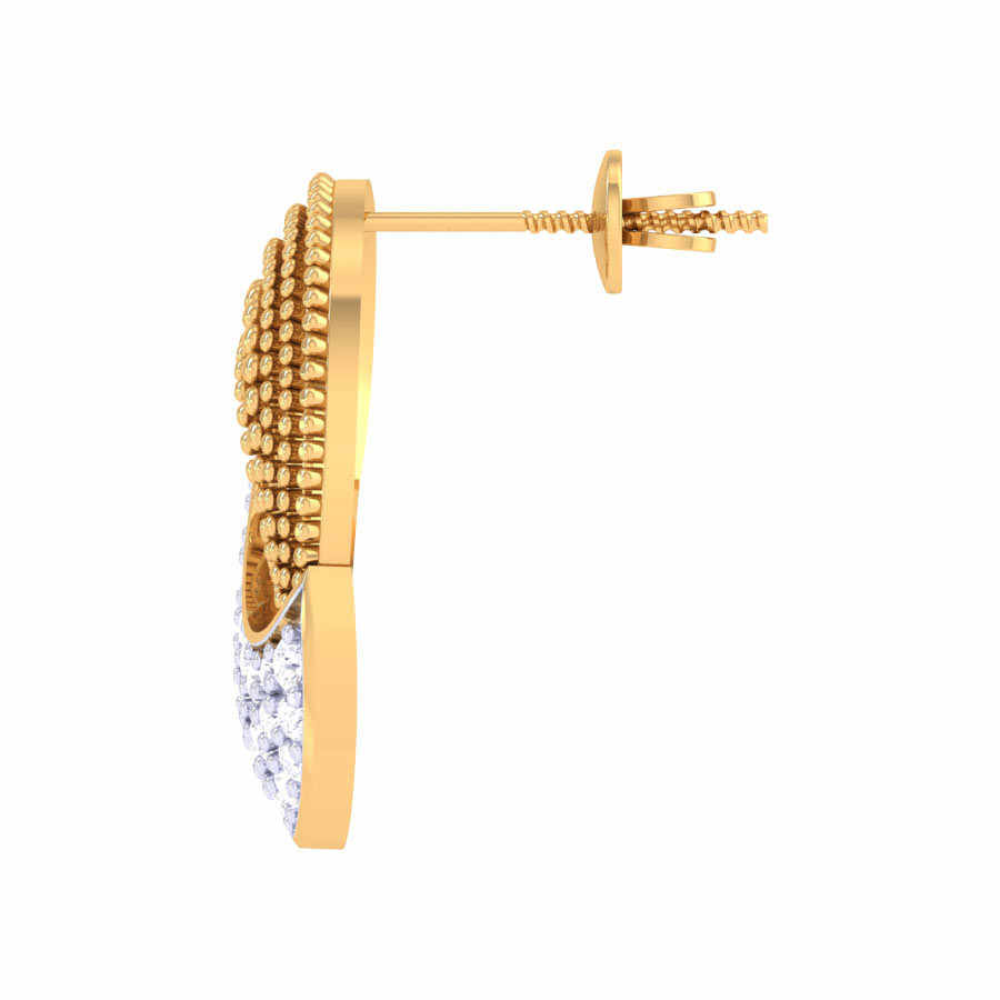 Classi Diamond Earring