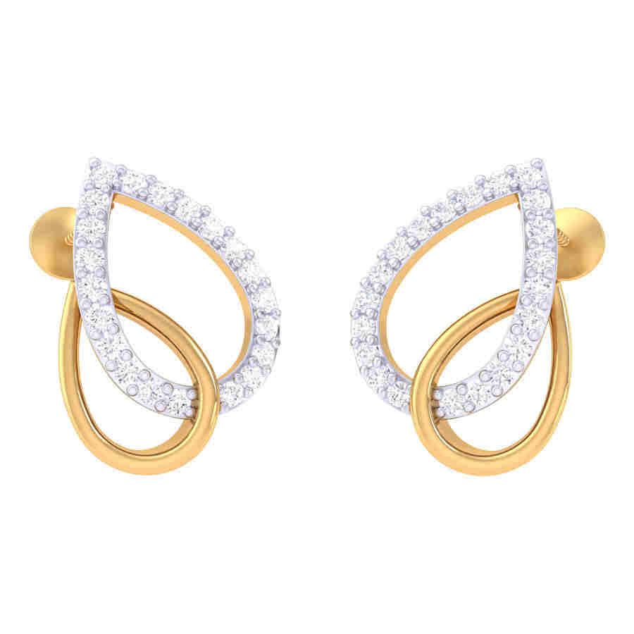 Bhumi Diamond Earring