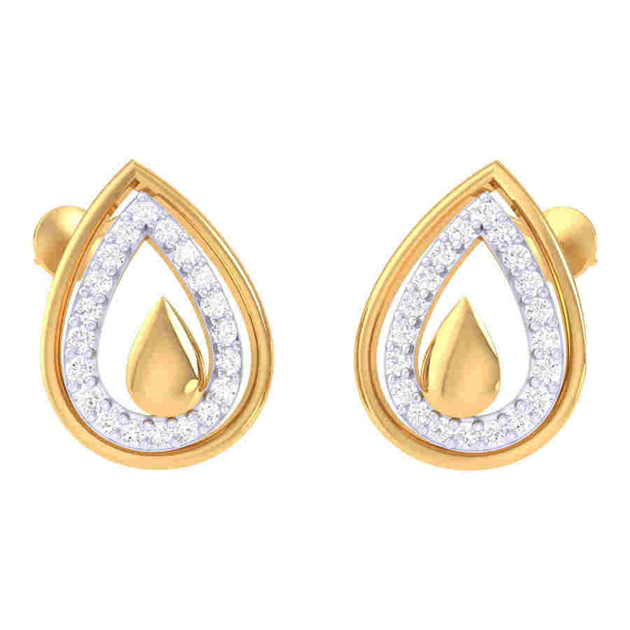 Suman Diamond Earring