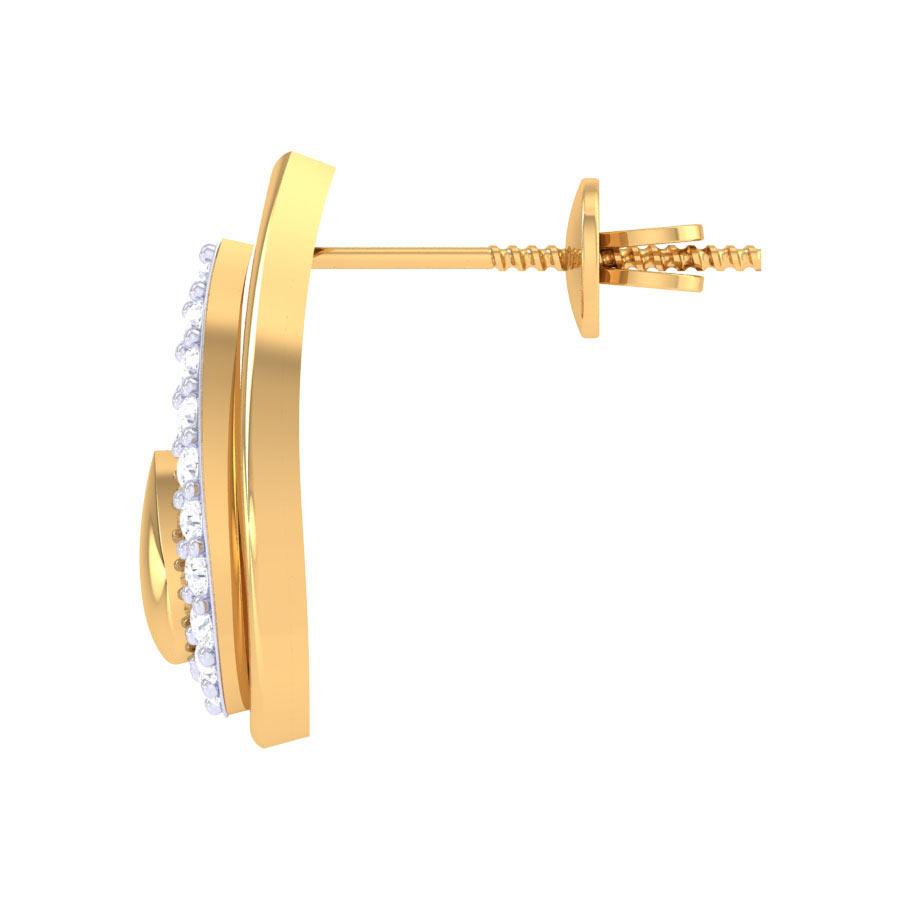 Suman Diamond Earring
