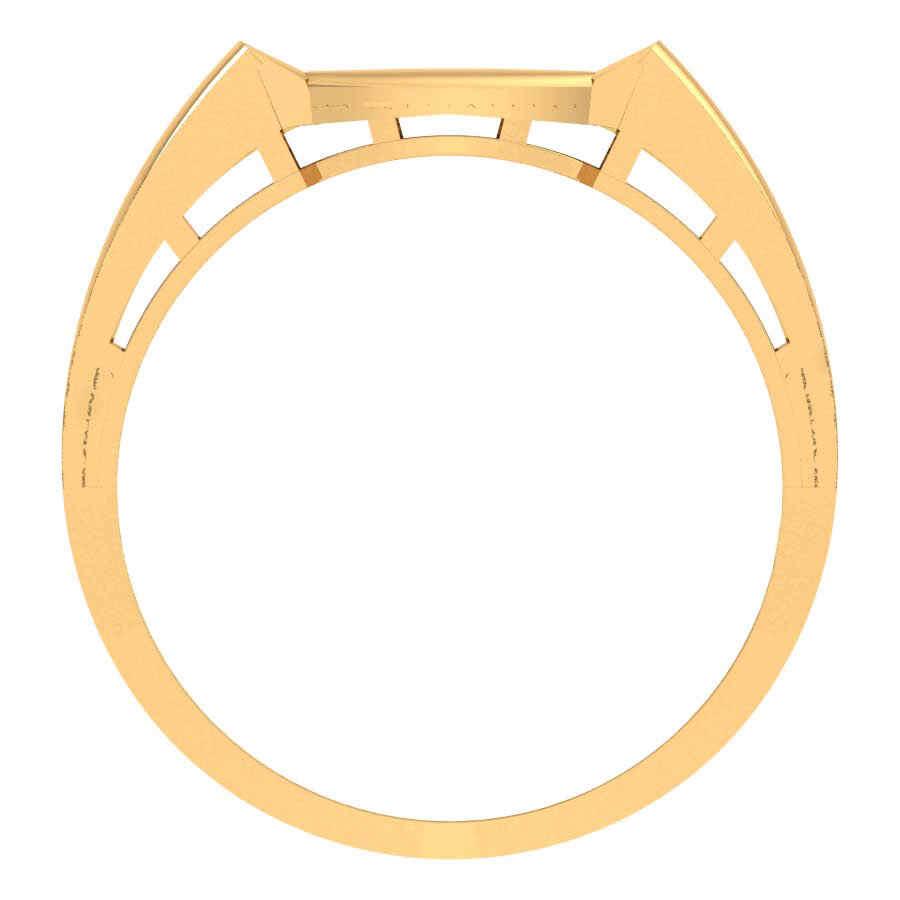 Robust Knight Diamond Ring