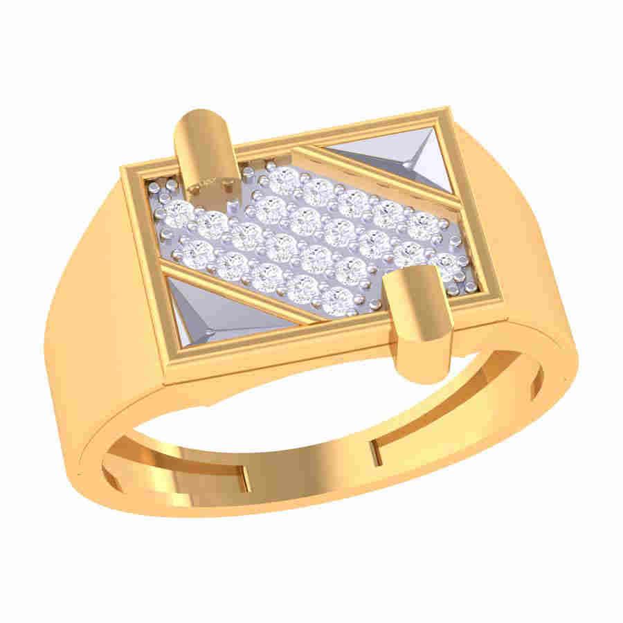 The Rica Diamond Ring