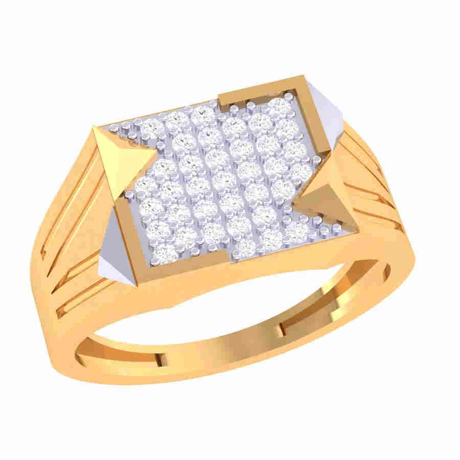 The Maestro Diamond Ring