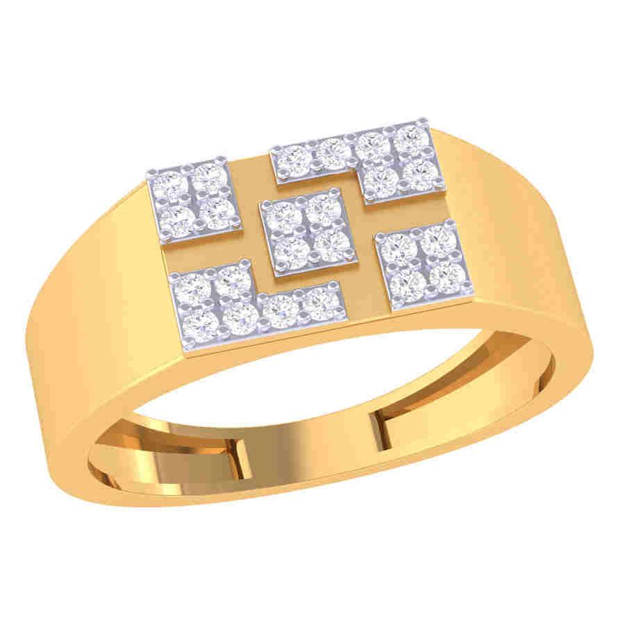 The Aristocrat Diamond Ring