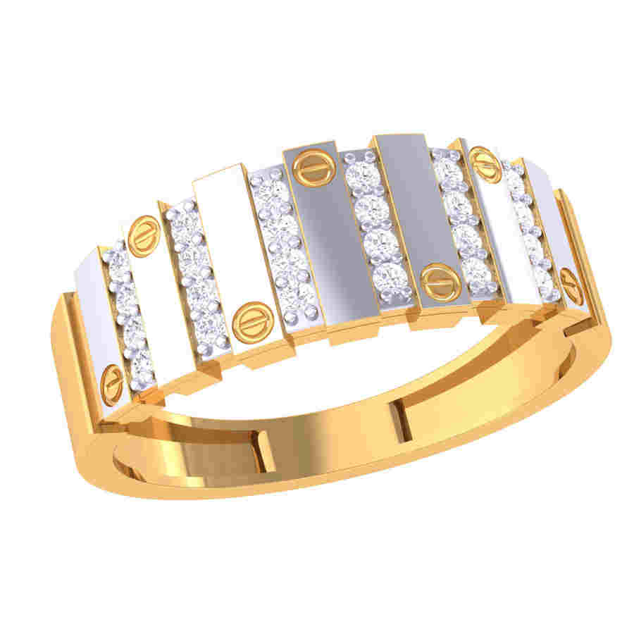 Majestic Band Diamond Ring