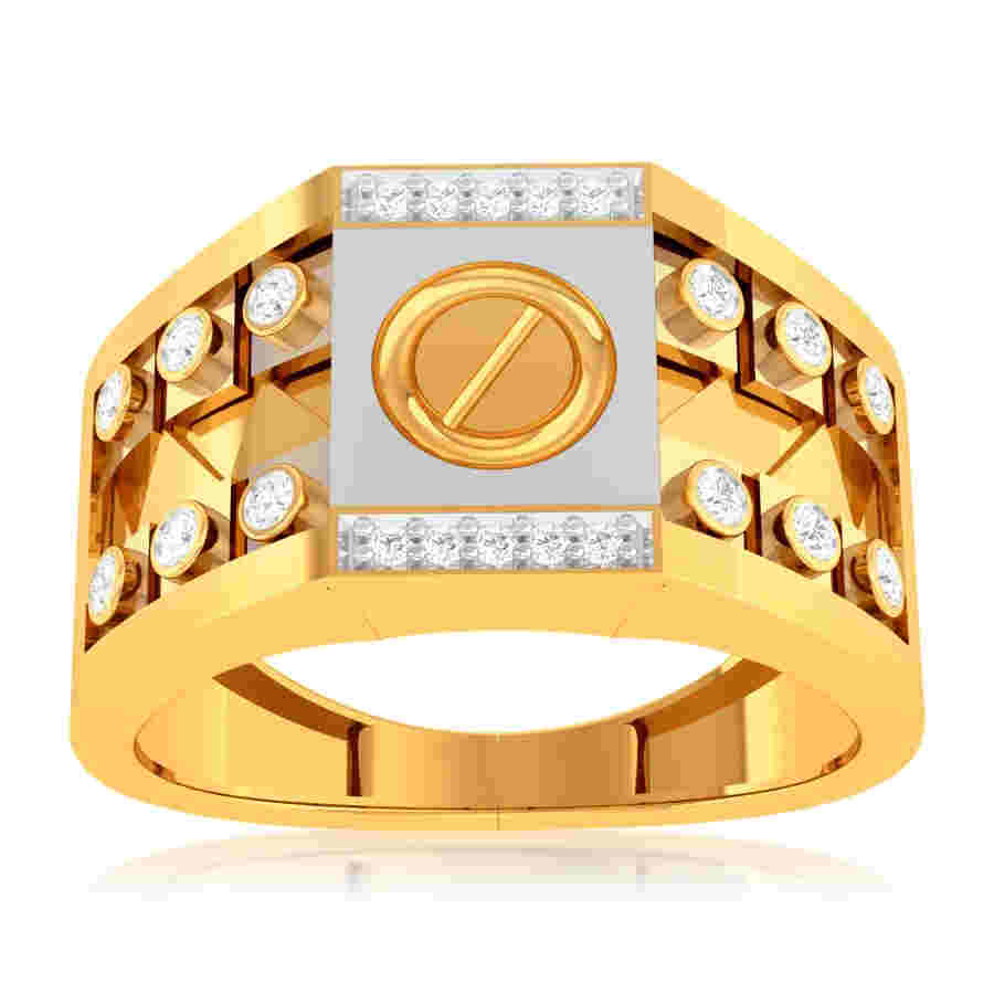 Mighty Prince Diamond Ring