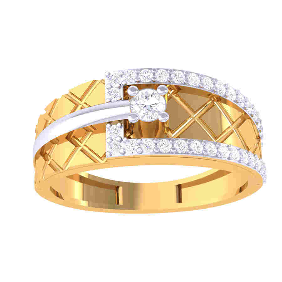 Classic Vivaan Diamond Ring
