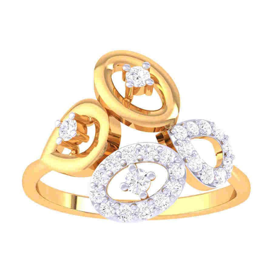 Fancy Trade Diamond Ring