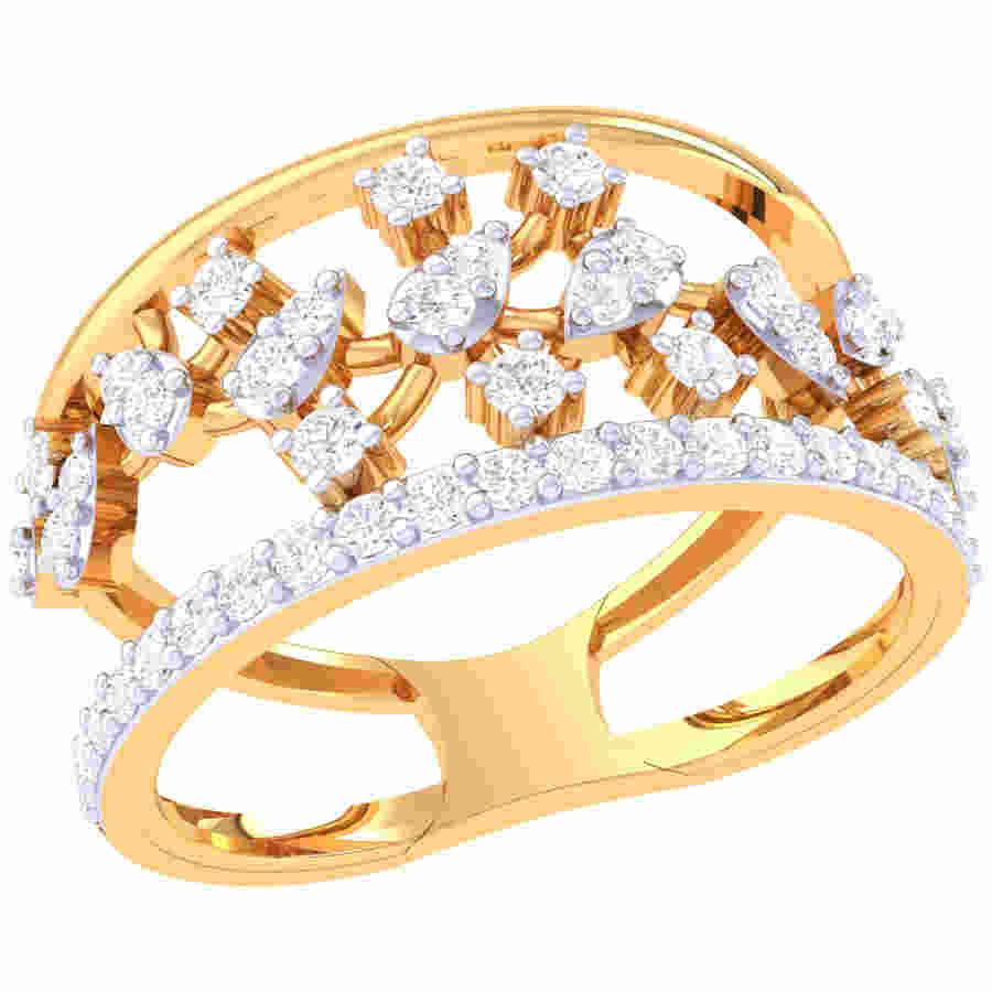 Royal Look Diamond Ring