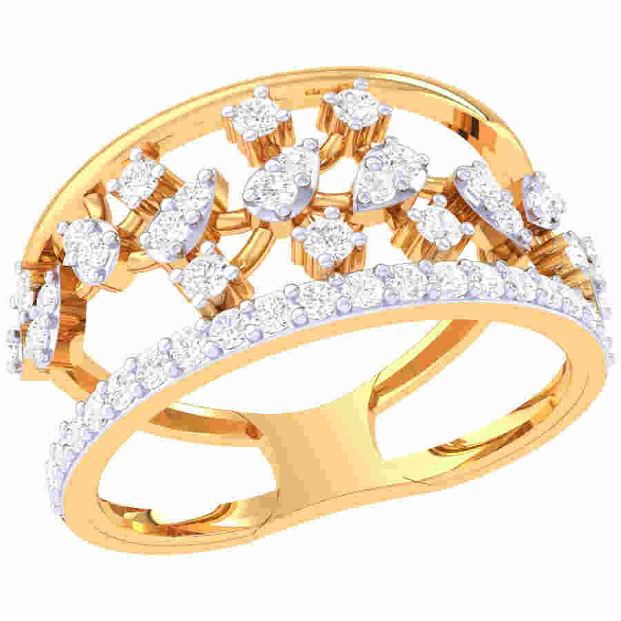 Royal Look Diamond Ring