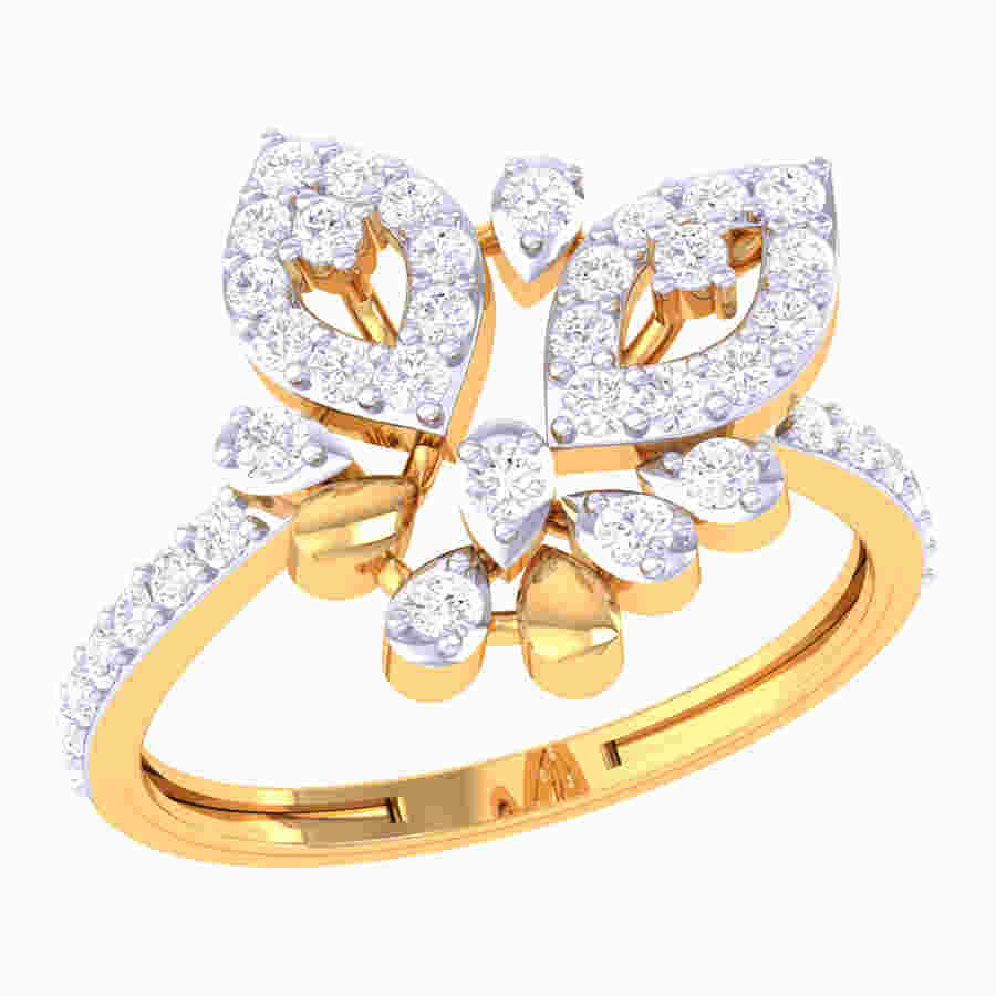 Spirit of Love Dimaond Ring