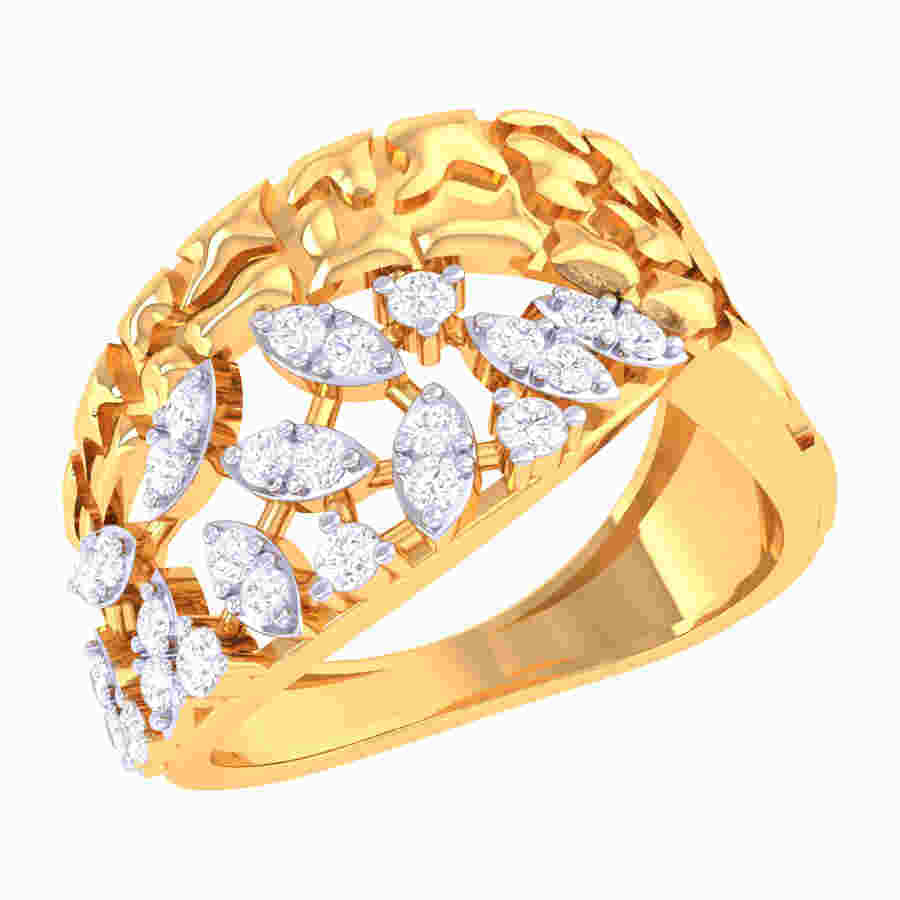 Naveka Diamond Ring