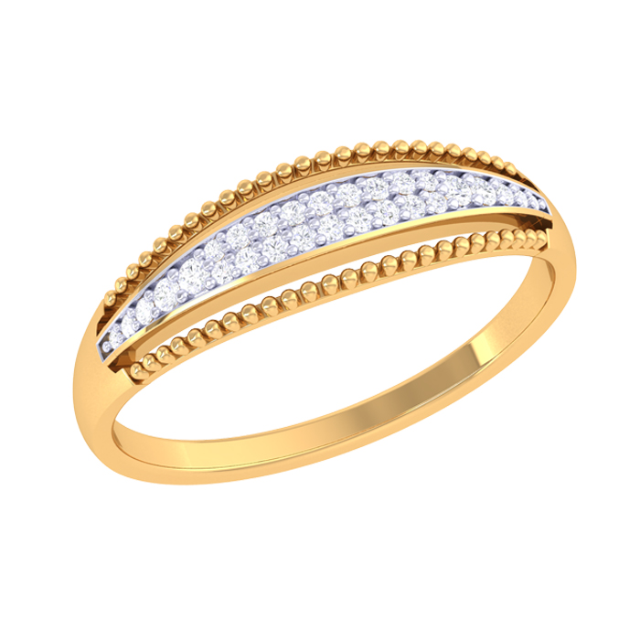 Spinkler Diamond Ring