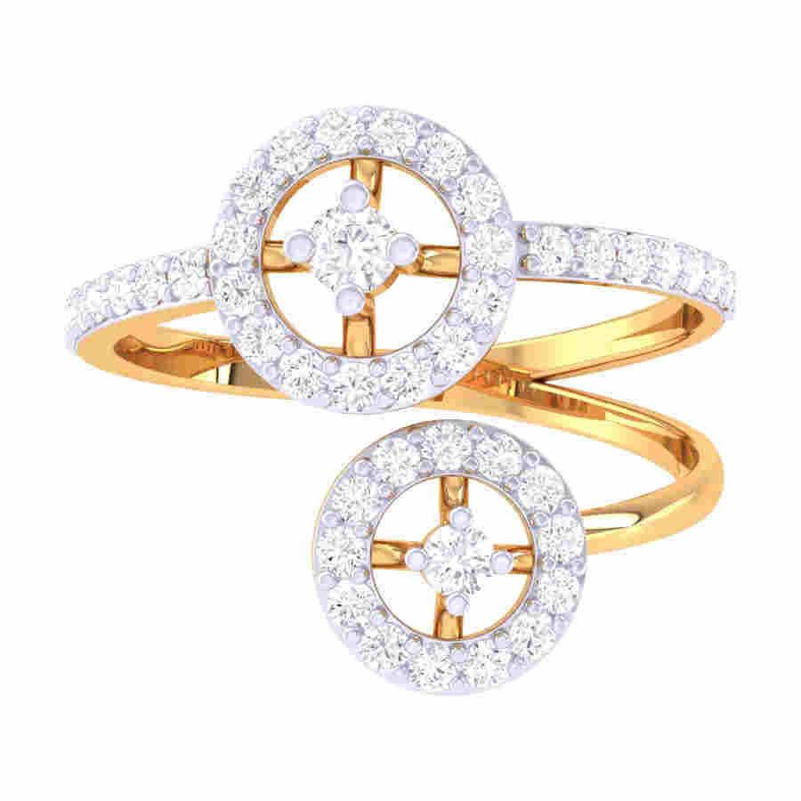 Latest Designed Diamond Ring