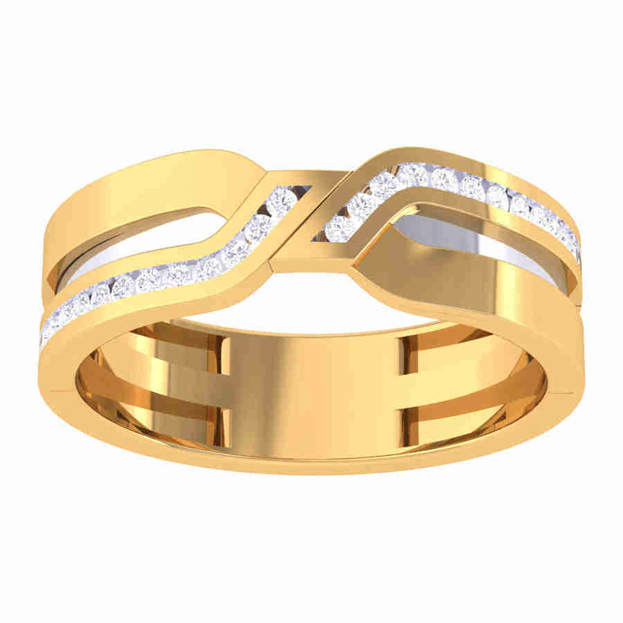 Magic Of Infinity Diamond Ring