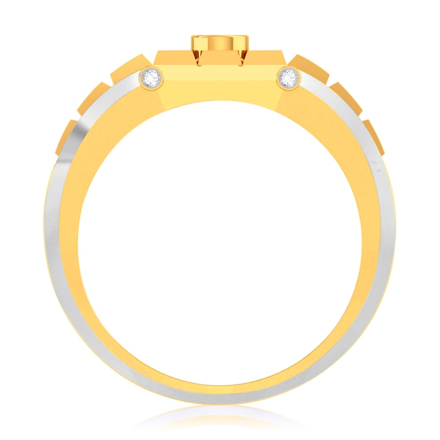 Noble King Diamond Ring