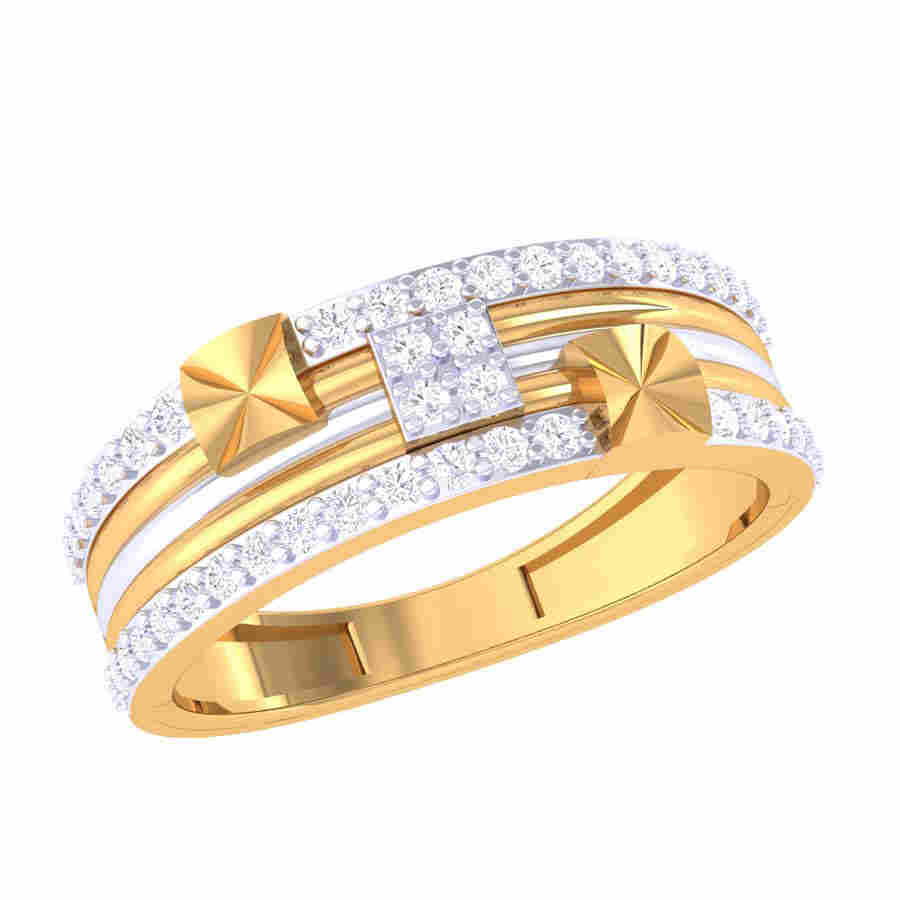 Eternal Bold Diamond Ring