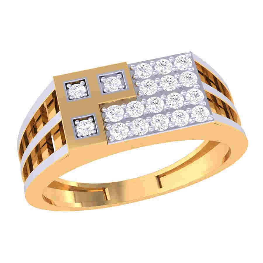 Forever Shining Diamond Ring