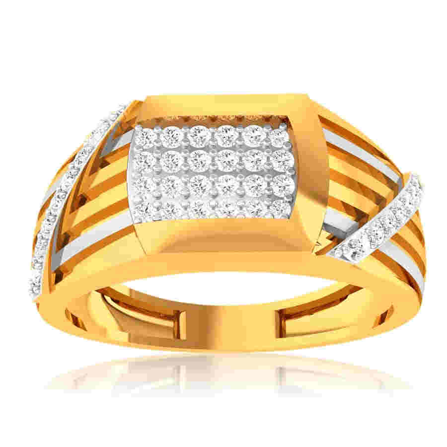 Knights Diamond Ring
