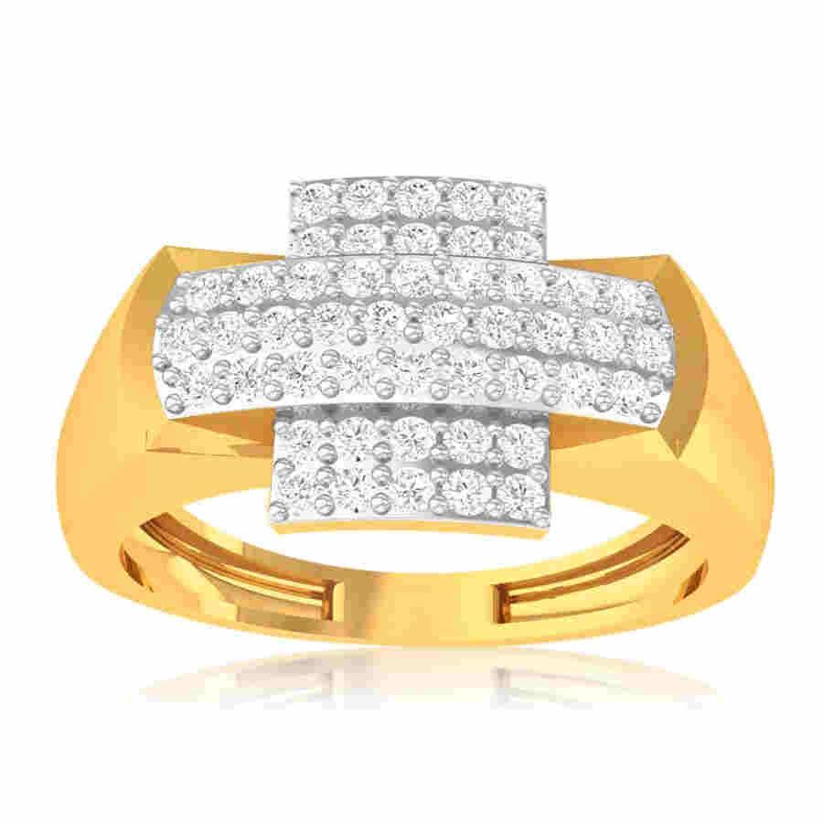 Be Unique Diamond Ring