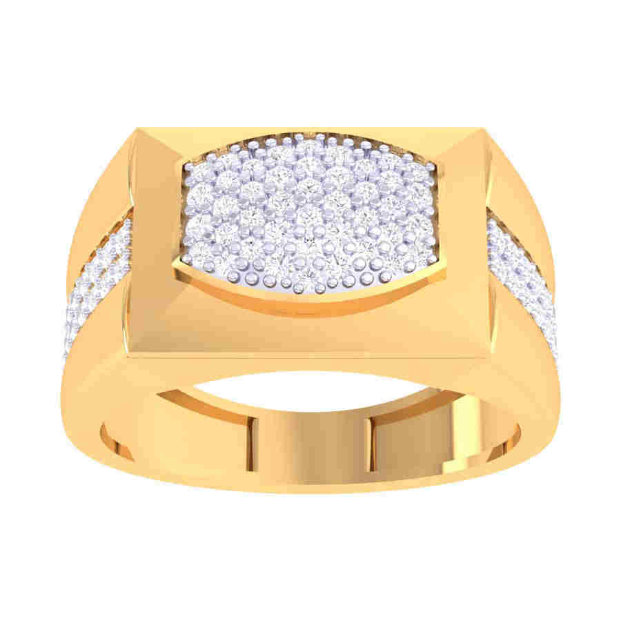 Charming Prince Diamond Ring