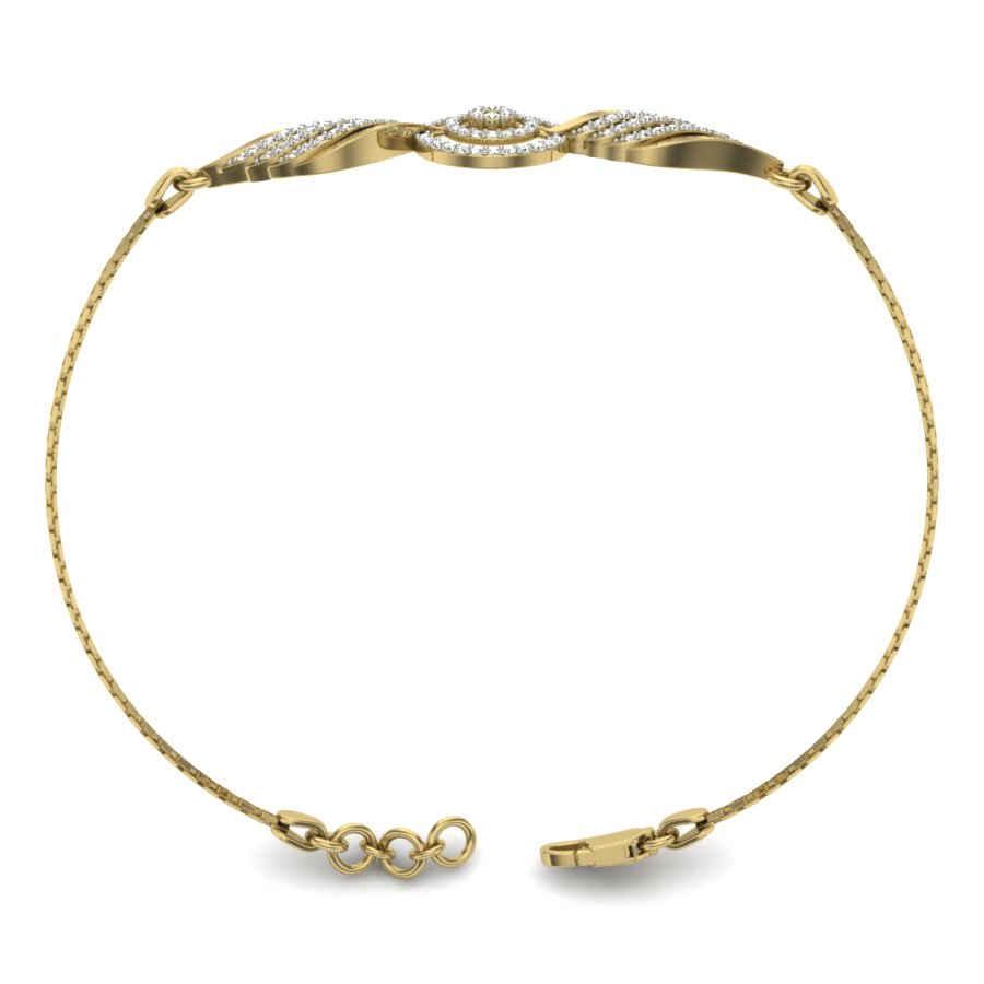 Sparkling Diamond Bracelet