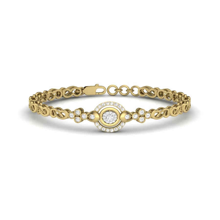 Eternal Diamond Bracelet