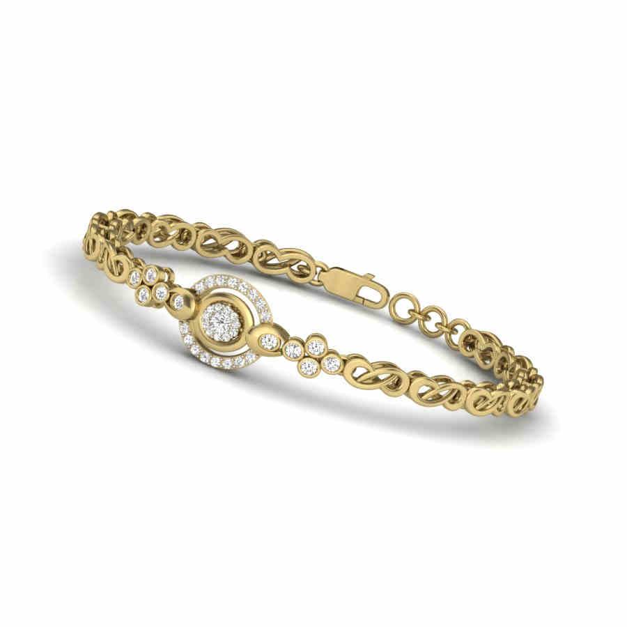 Eternal Diamond Bracelet