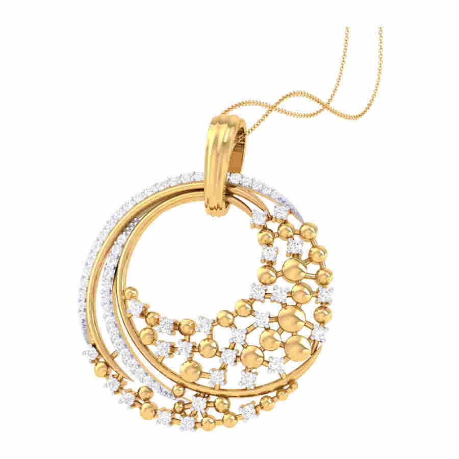 Baamini Diamond Pendant