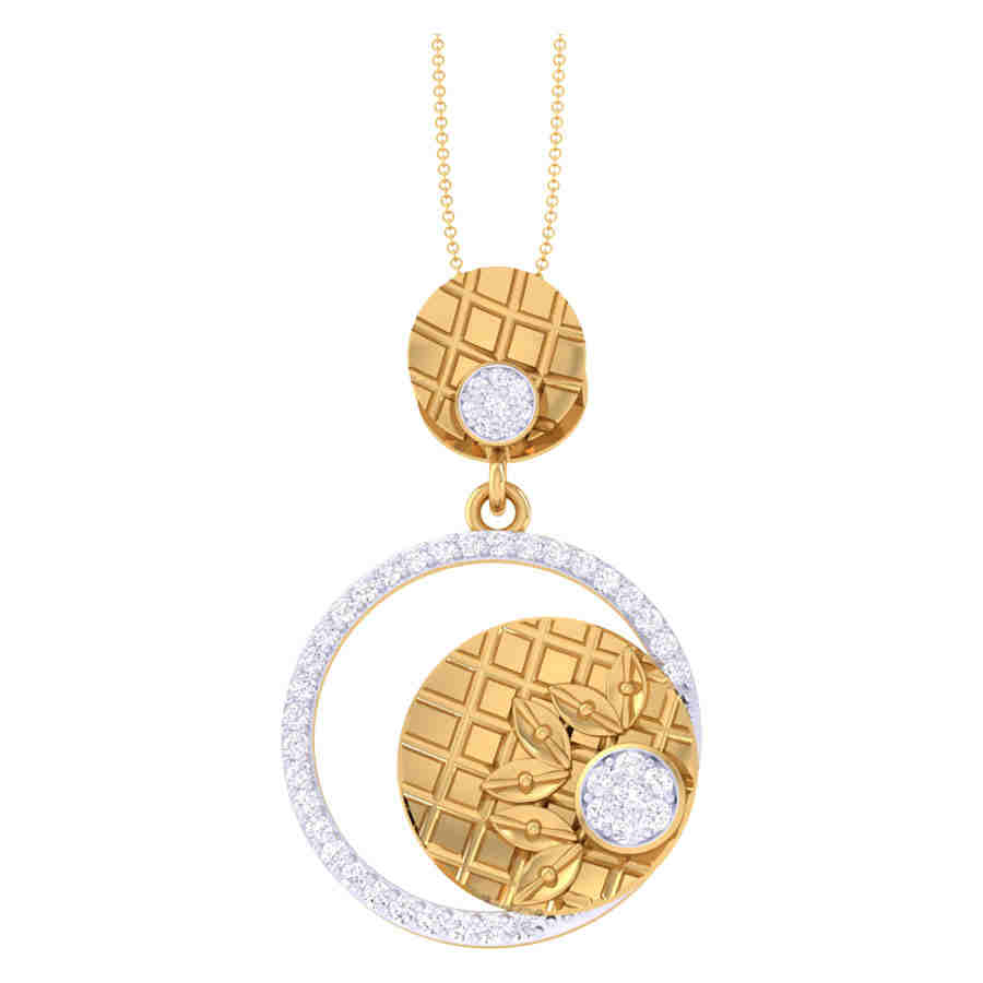 Cahana Diamond Pendant