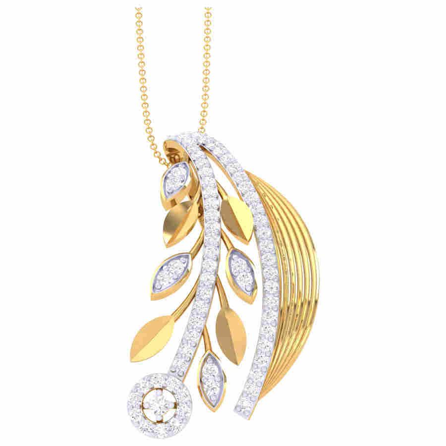 Ibha Diamond Pendant