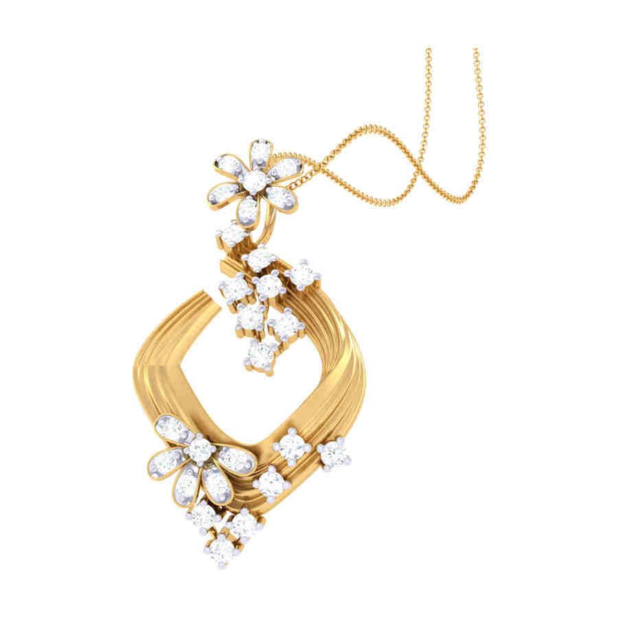Hanshini Diamond pendant