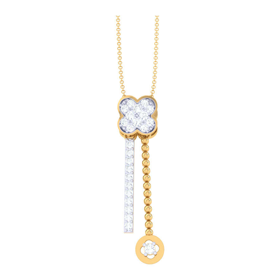 Jewelsouk Diamond Pendant
