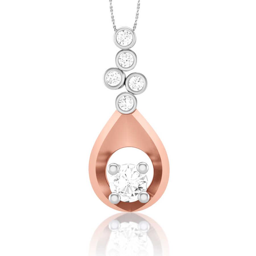 Nakshtra Diamond Pendant