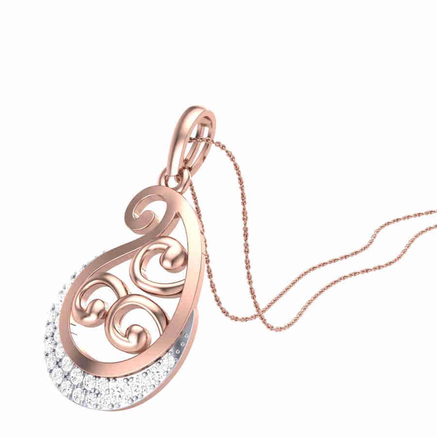 Aamini Diamond Pendant