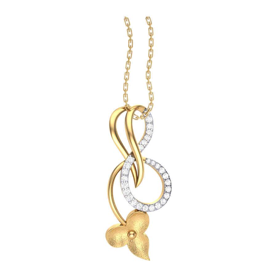 Rehya diamond Pendant