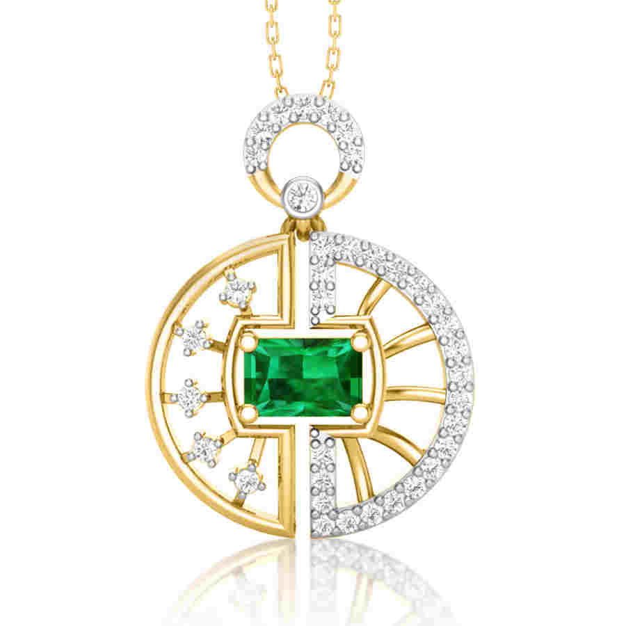 Juhi Diamond pendant