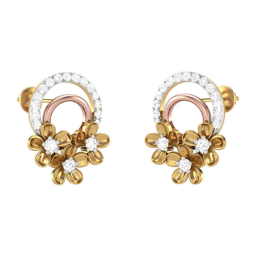 Sparkler Diamond Earring