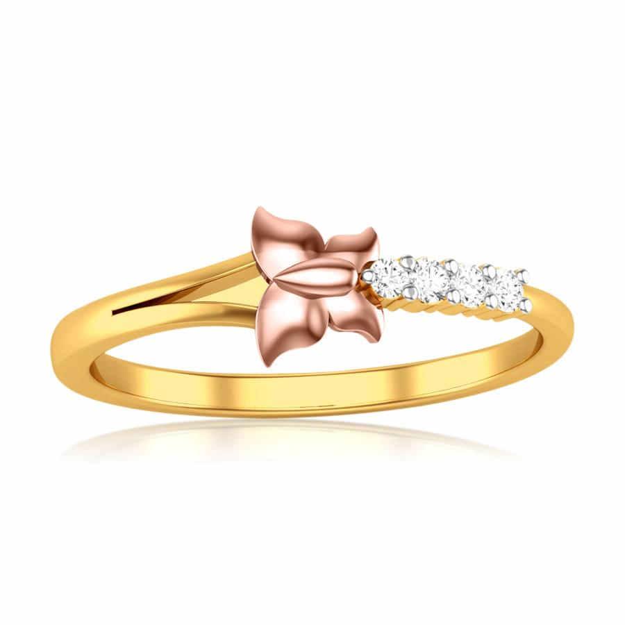 Obesogen Diamond Ring