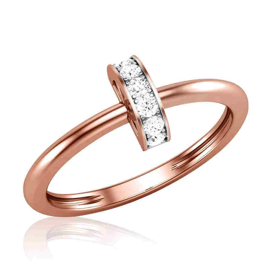Tennssine Diamond Ring